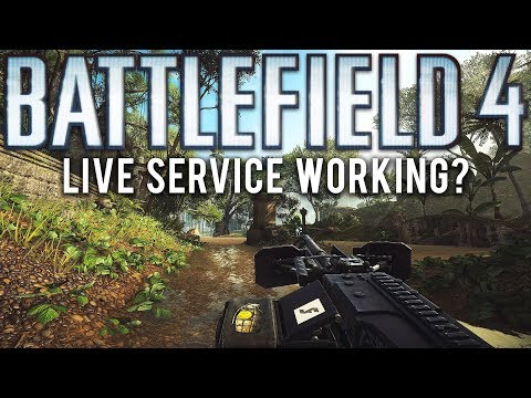 Battlefield 4 - Is the BF5 Live Service good enough?