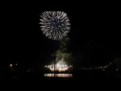 170719 Montreal Fireworks 2017 Germany
