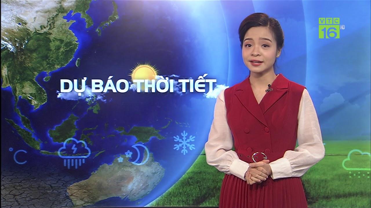 Dự báo thời tiết 24/05/2020 | Cảnh báo thời tiết cực đoan, mưa lớn, lốc, sét | VTC16