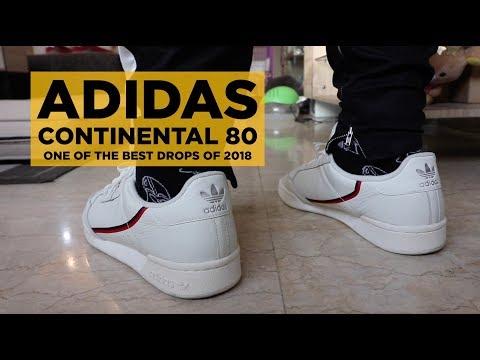 adidas Continental 80: When Classics Beat Hype (+Kobe AD NXT 360 Winner)