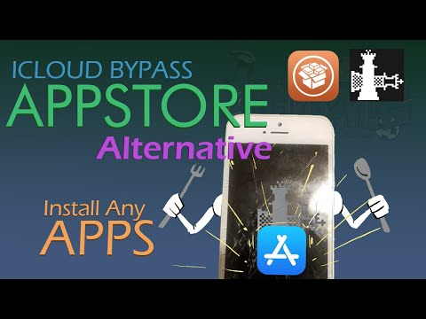 ICLOUD BYPASS - AppStore Alternative [ INSTALL ANY APPS ]