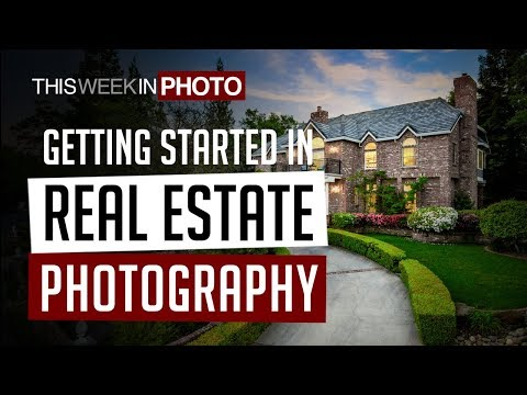 Getting Started in Real Estate Photography