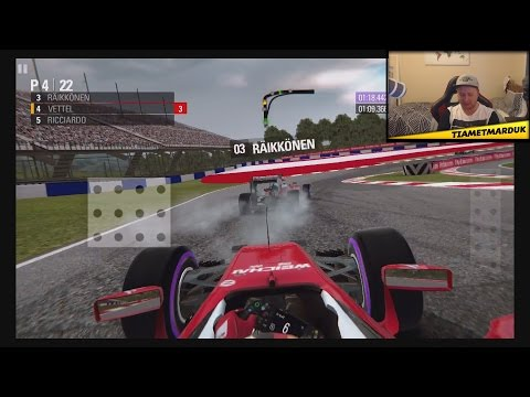 F1 2016 Mobile Game | First Impressions
