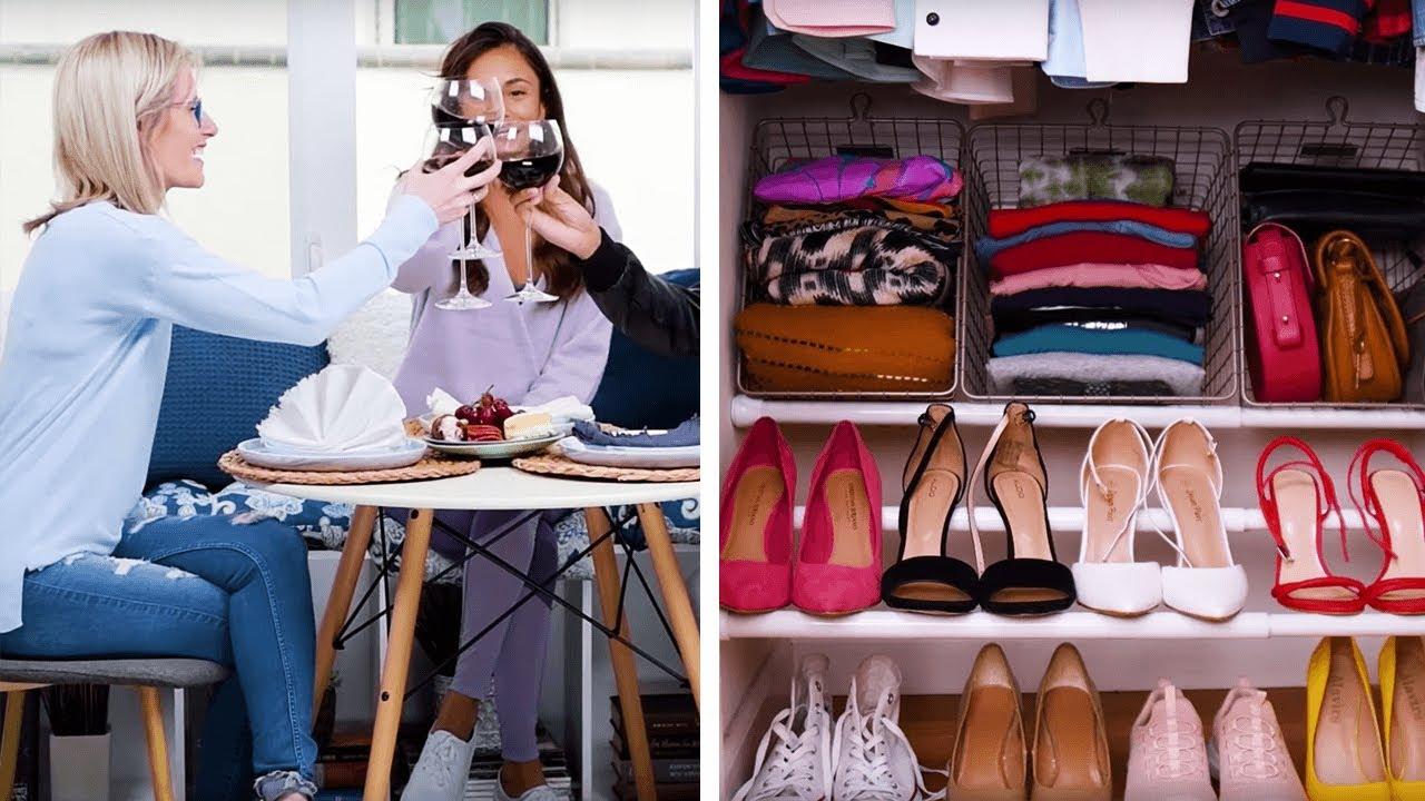Кул трикови за полесна организација на домот