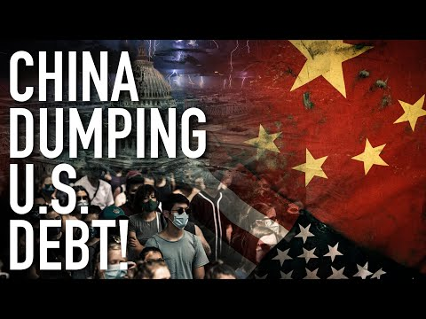 Red Alert: China Dumping U.S. Debt! Prepare For The Coming Apocalyptic Dollar Collapse