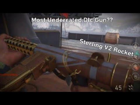 Sterling V2 Rocket