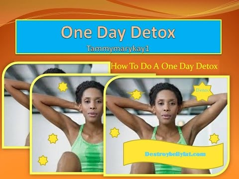 detox-diets-i-how-to-do-a-one-day-detox--idea's-to-jump-start-your-weight-loss-journey