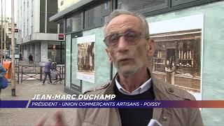 Yvelines | Une rétrospective en images des commerces pisciacais d'avant-guerre