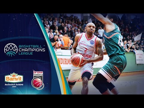 Banvit v Brose Bamberg - Highlights - Round of 16Basketball Champions League 2018-19