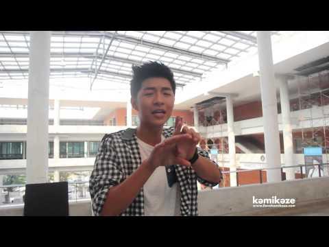 [Clip] Mr.Min คิดท่าเต้นเพลง เพื่อนไม่รัก (Just A Friend)