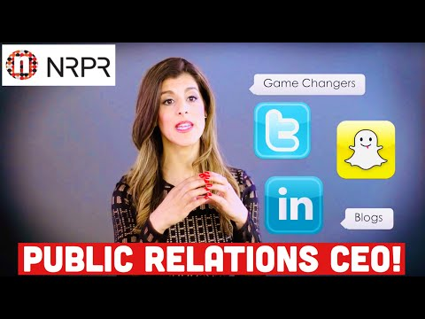 The Evolution of Public Relations: Embracing The Changes