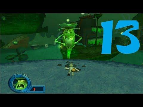 SpongeBob Battle for Bikini Bottom - Part 13 (Flying Dutchman's Graveyard) (1080p)