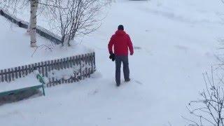 Драка глухонемых  в посёлке Солнечный