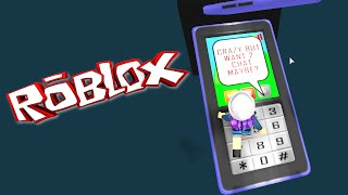 ROBLOX LET'S PLAY ESCAPE the iPHONE OBBY | RADIOJH GAMES