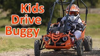 Kids Drive Mini Buggy