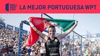 Ana Catarina Nogueira: la mejor portuguesa de la historia | World Padel Tour