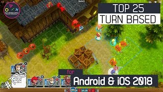 Top 25 Turn Based Strategy Games for iOS & Android in 2018 (Underrated)