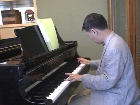 Richard Clayderman - MY WAY (Performed by James C. Lee 李健銘)