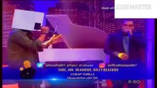 Mr.Headbox Live Performance