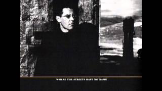 U2 - Where The Streets Have No Name [Single] (1987)