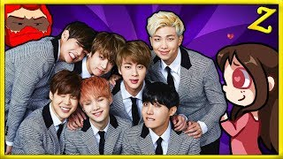 CHEESE AND HER LOVE FOR BTS!! | Stupid BuzzFeed Quizzes!