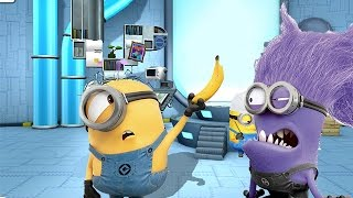 Despicable Me 2: Minion Rush Minions Banana Song Part 79 Evil Monster Party