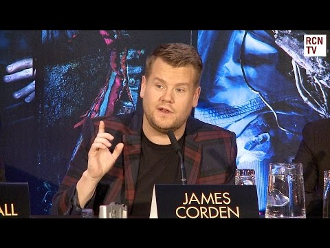 James Corden   Bad Movie Musicals & Rob Marshall