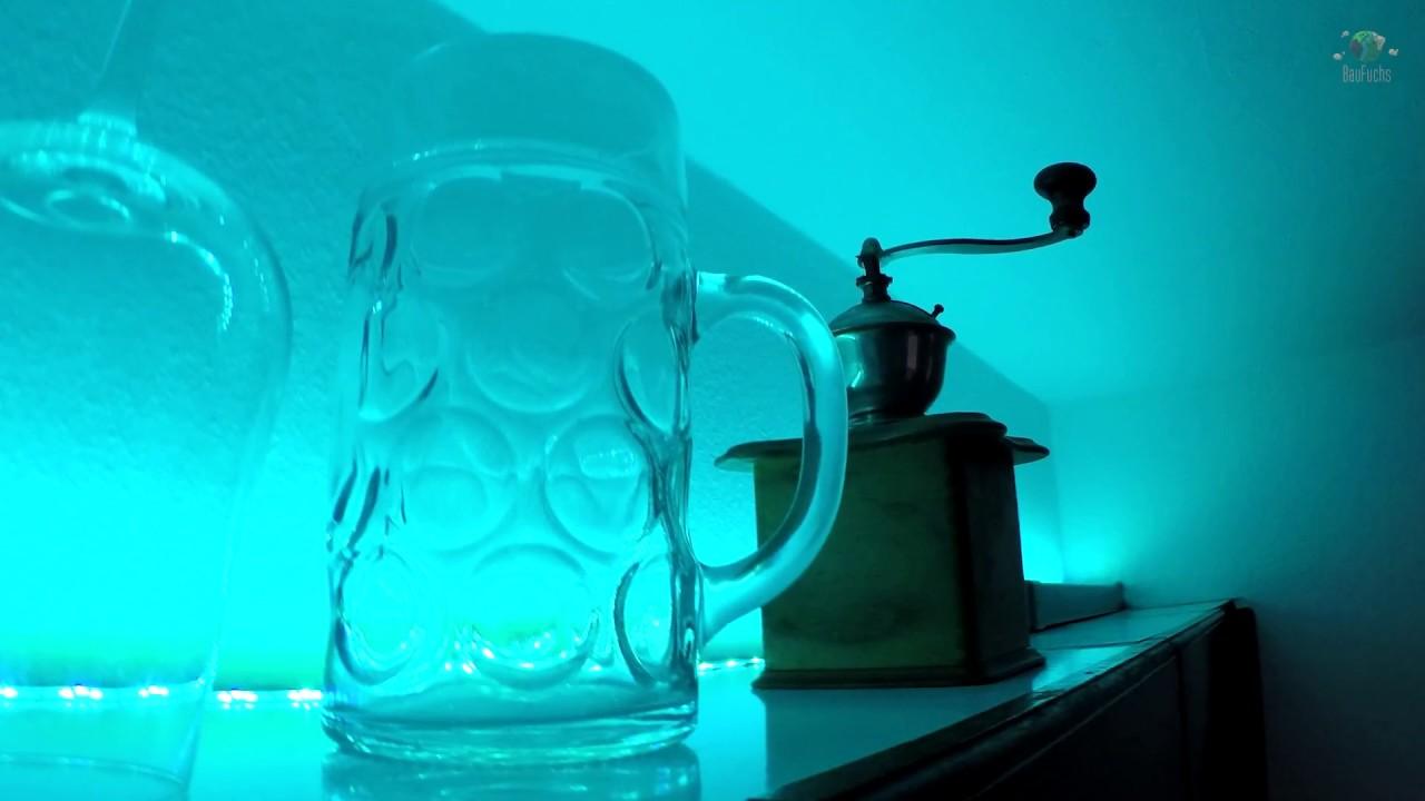 LED AUF KÜCHENZEILE - Indirekte LED Küchenbeleuchtung schnell ...
