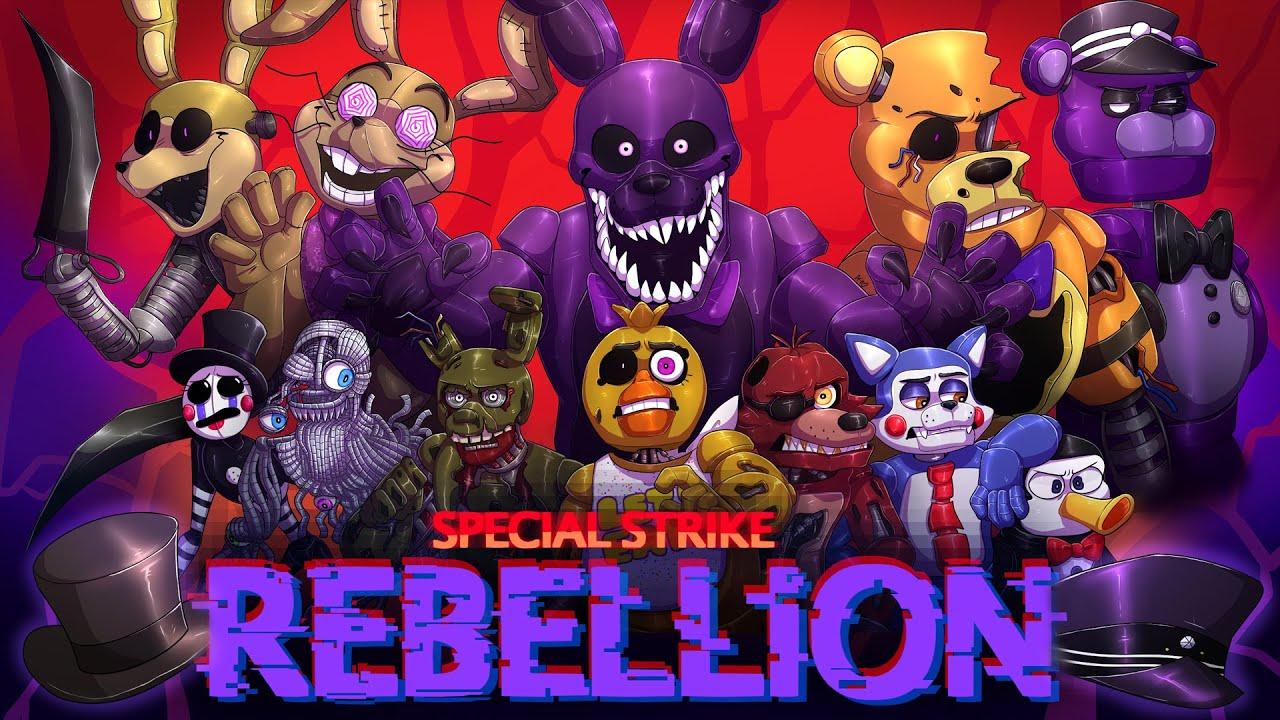 Download [SFM] The Special Strike: Rebellion