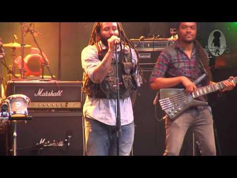 Ky Mani Marley @ Reggaejam 2014