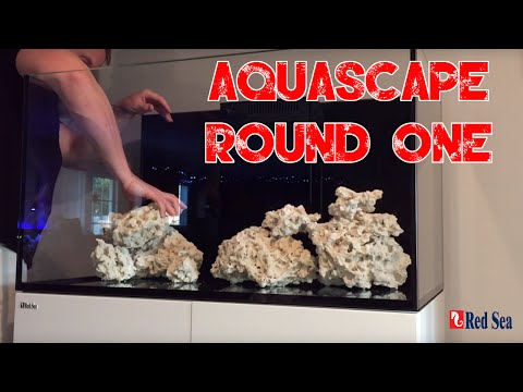 Red Sea Reefer 250 | Aqua Scaping Reef Round 1