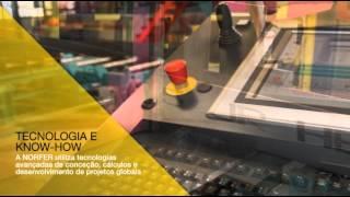 Vídeo Institucional Norfer - made of steel