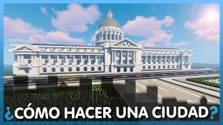 Minecraft: EL AYUNTAMIENTO para la CIUDAD! | #4