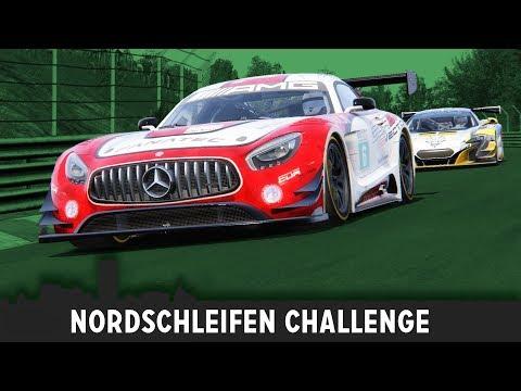 Assetto Corsa 🏁 - RSRC Nordschleifen Challenge - Test Rennen [HD] [60FPS]