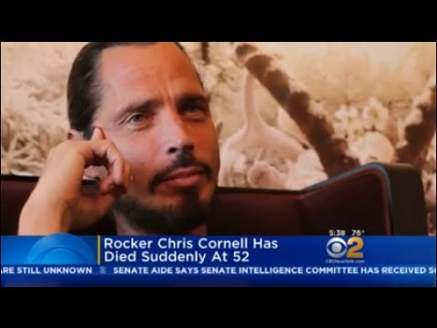 Rocker Chris Cornell Has Died