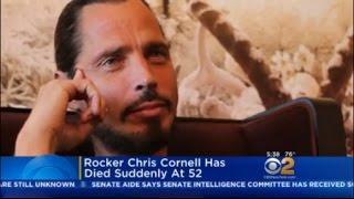 Rocker Chris Cornell Has Died