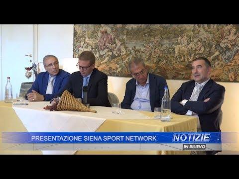 Presentazione Siena Sport Network