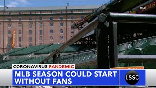 Will Baseball Be Any Fun Without Fans?