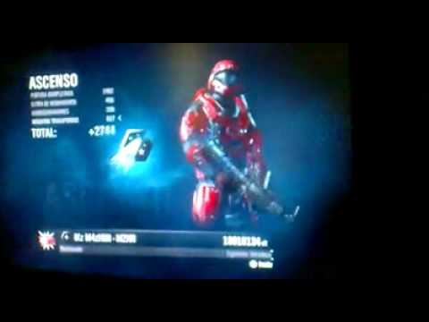 halo reach heredero en matchmaking