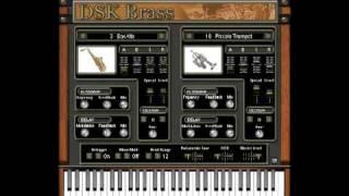 DSK Brass - Free VST - myVST.com Demo