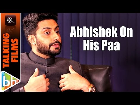 """My Dad Has Never Called Up A Director Or Producer & Asked Him To Cast Me"": Abhishek Bachchan"