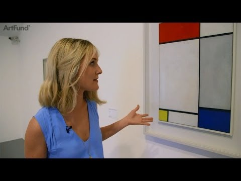 Mondrian at Tate Liverpool and Turner Contemporary