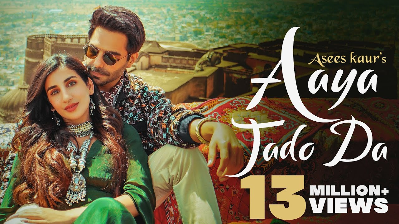 Aaya Jado Da (Full Video) Asees Kaur Ft Aparshakti K,Parul | New Punjabi Songs 2021 | Latest Punjabi