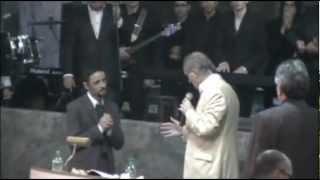 Pr. Ricardo Di Rocco habla a Pr. Juan Sueiro - Montevideo Uruguay. Oct. 2012