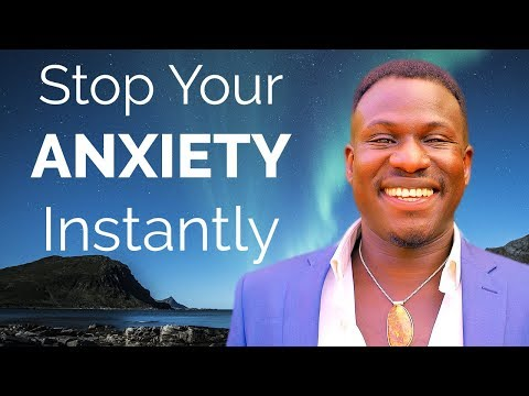 10 Secret Messages In Your Anxiety And Panic Attacks (Learn This!) Powerful!