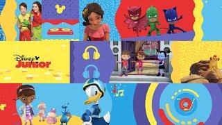 🎶 A Festa É aqui | Disney Junior