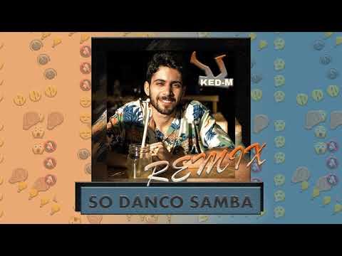 JOÃO GILBERTO Feat STAN GETZ - So Danço Samba KED-M Remix