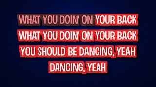 You Should Be Dancing - Bee Gees | Karaoke LYRICS