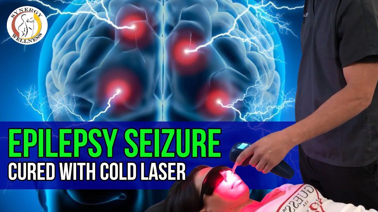 Epilepsy Seizure, Migraine Headache & Vertigo – CURED {Cold Laser, low level laser therapy}