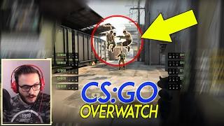 2'Lİ SEMAZEN HİLESİ!!! | CS:GO Türkçe Overwatch #34